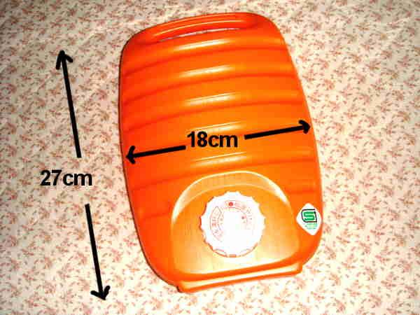 湯たんぽ おすすめサイズ