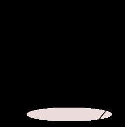 デブ猫(L)睡眠イラスト